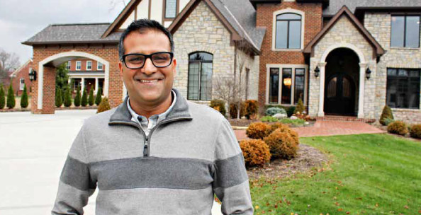 Copper Creek Custom Homes Cincinnati Ranjit Sharma